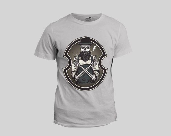15b855966b41 Pánske tričko Classic Heavy