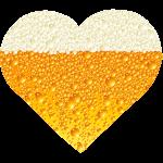 Corazón de cerveza