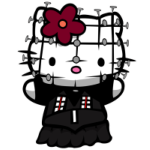 Kitty Hellraiser Pinhead