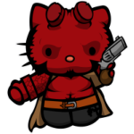 Kitty Hellboy