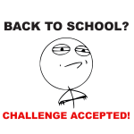 Meme Back to School