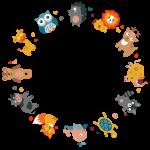 Kruh zvířátek