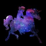 Vesmírný jednorožec